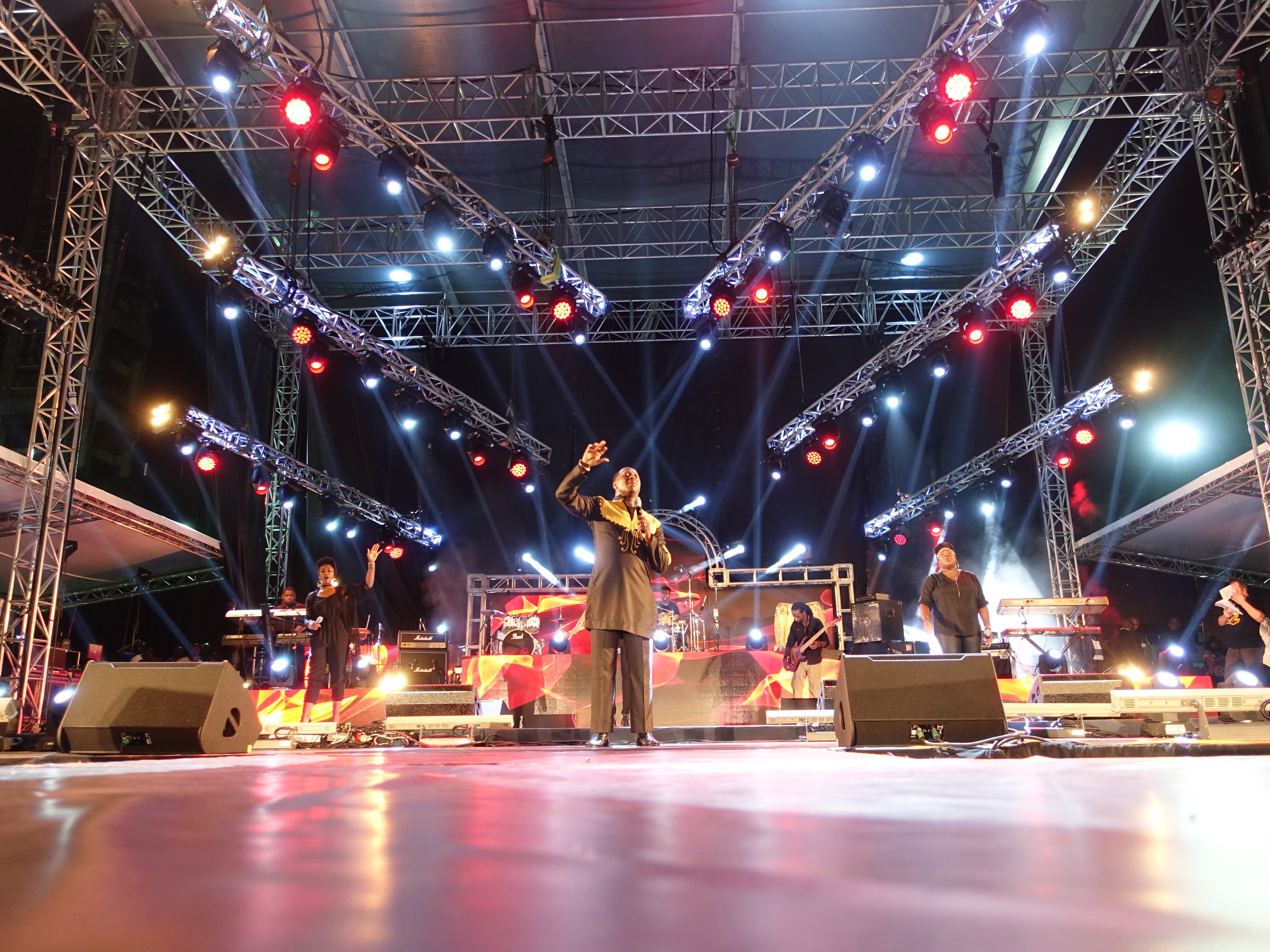 Avolites provides the perfect gospel 'Experience' in Nigeria