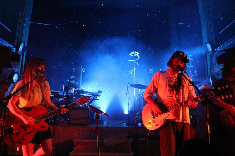 Angus & Julia Stone mesmerise capacity crowds with Titan Mobile & Fader Wing