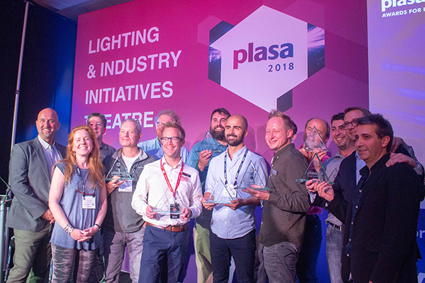 Avolites Synergy Wins PLASA Innovation Award