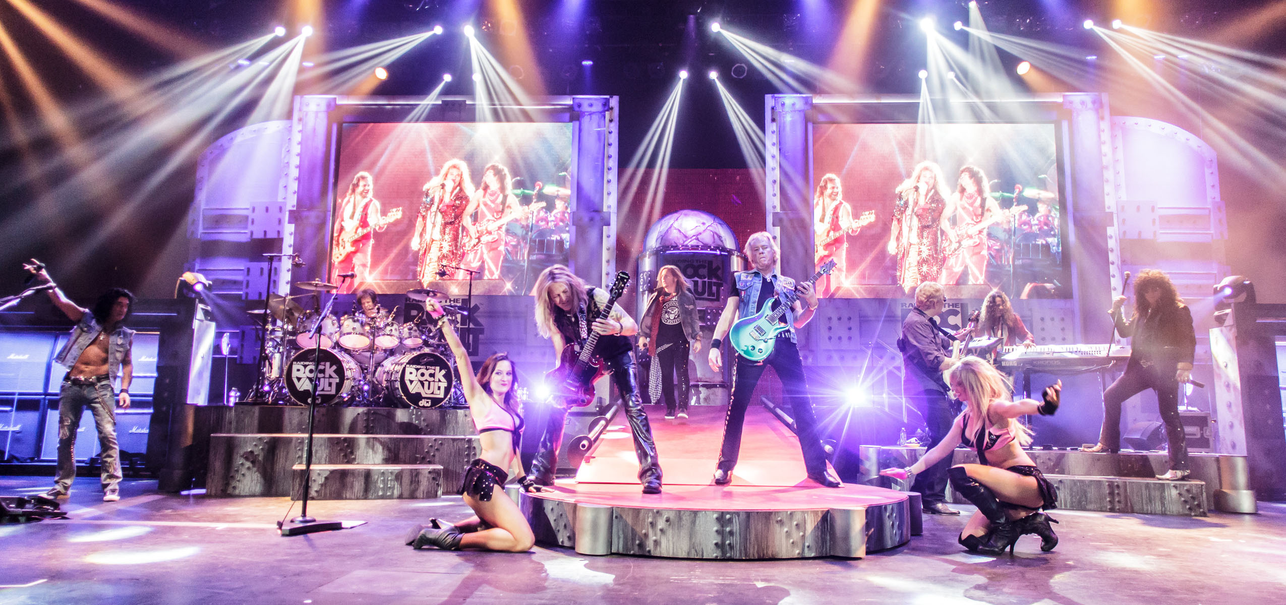 Avolites Raids the Rock Vault in Vegas