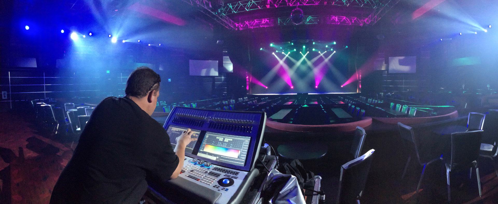 Avolites Lights Up The Strip at South Point Hotel and Casino