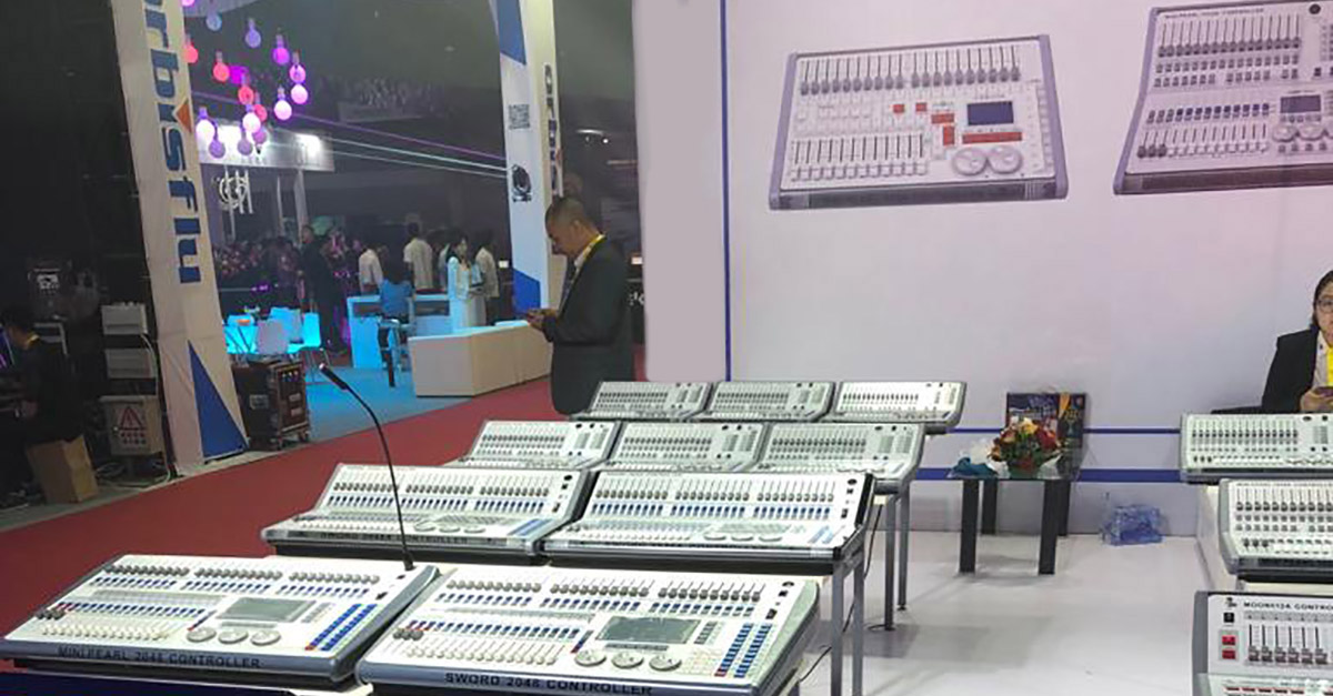 The Fight Back Continues:  Avolites Team Up  to Take On Trade Show Copycats
