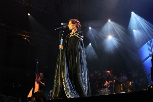 LD Chris Bushell chooses Avolites' Sapphire Touch for dazzling Florence & the Machine tour