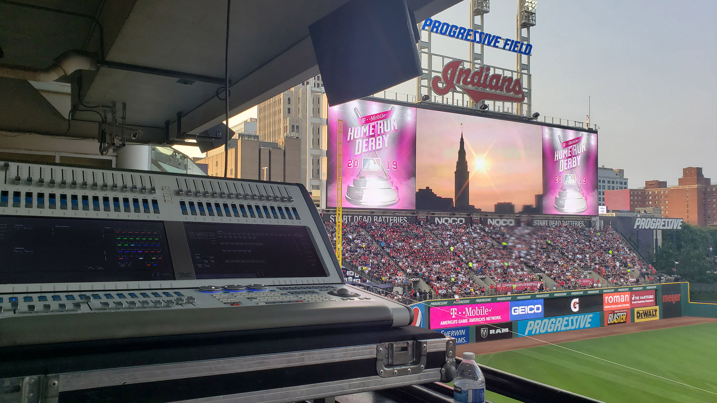 Avolites Helps Puts the Showtime Sizzle into MLB's 90th Annual All-Star Game