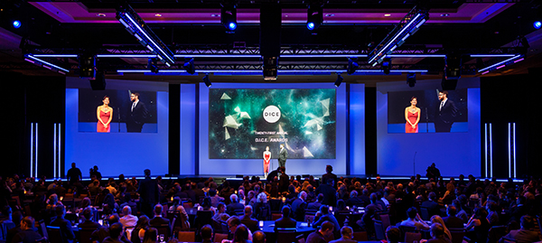 Avolites is top of its game at Las Vegas annual 21st D.I.C.E Awards