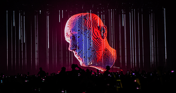 Eric Prydz HOLO Stuns with Holographic 3D FX Powered by Avolites Ai