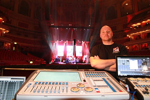 Avolites Tiger Touch Titan 6.1 Debuts on Landmark Level 42 Anniversary Tour