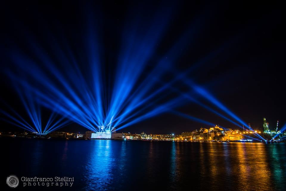 Tiger Touch II lights up Malta's 10th anniversary EU celebrations