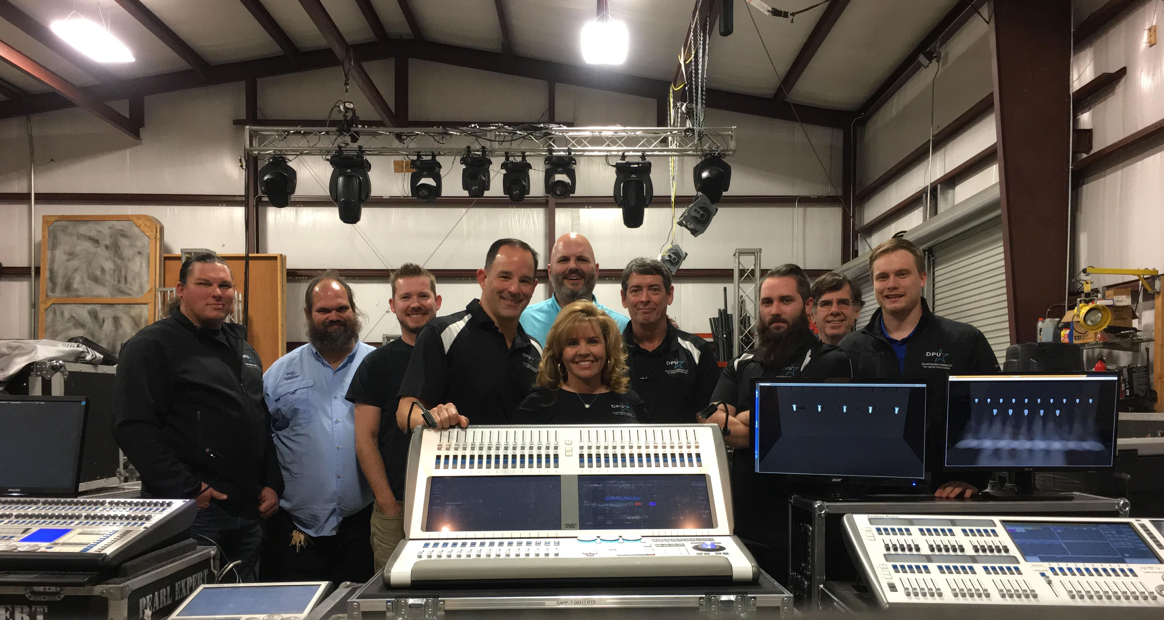 Dorsett Productions Stays Ahead of the Curve with Avolites