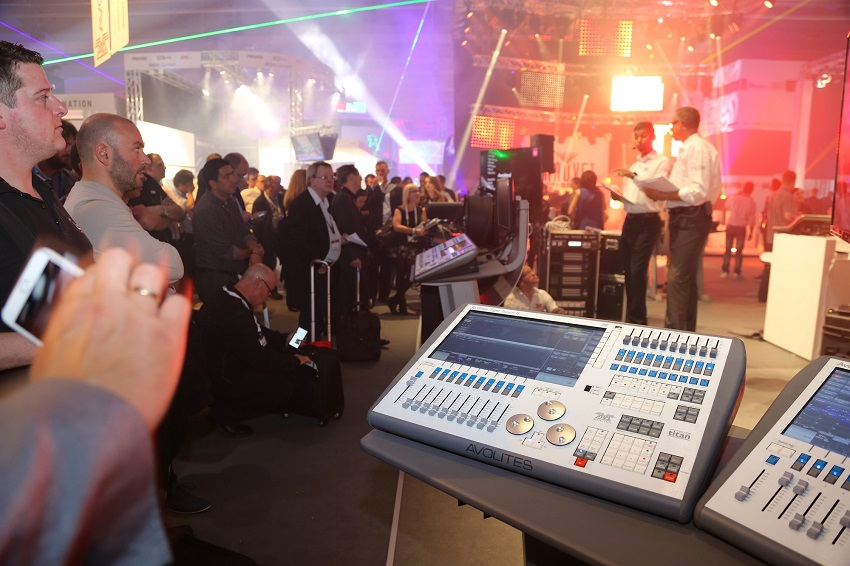 Avolites celebrates a truly international Prolight + Sound success