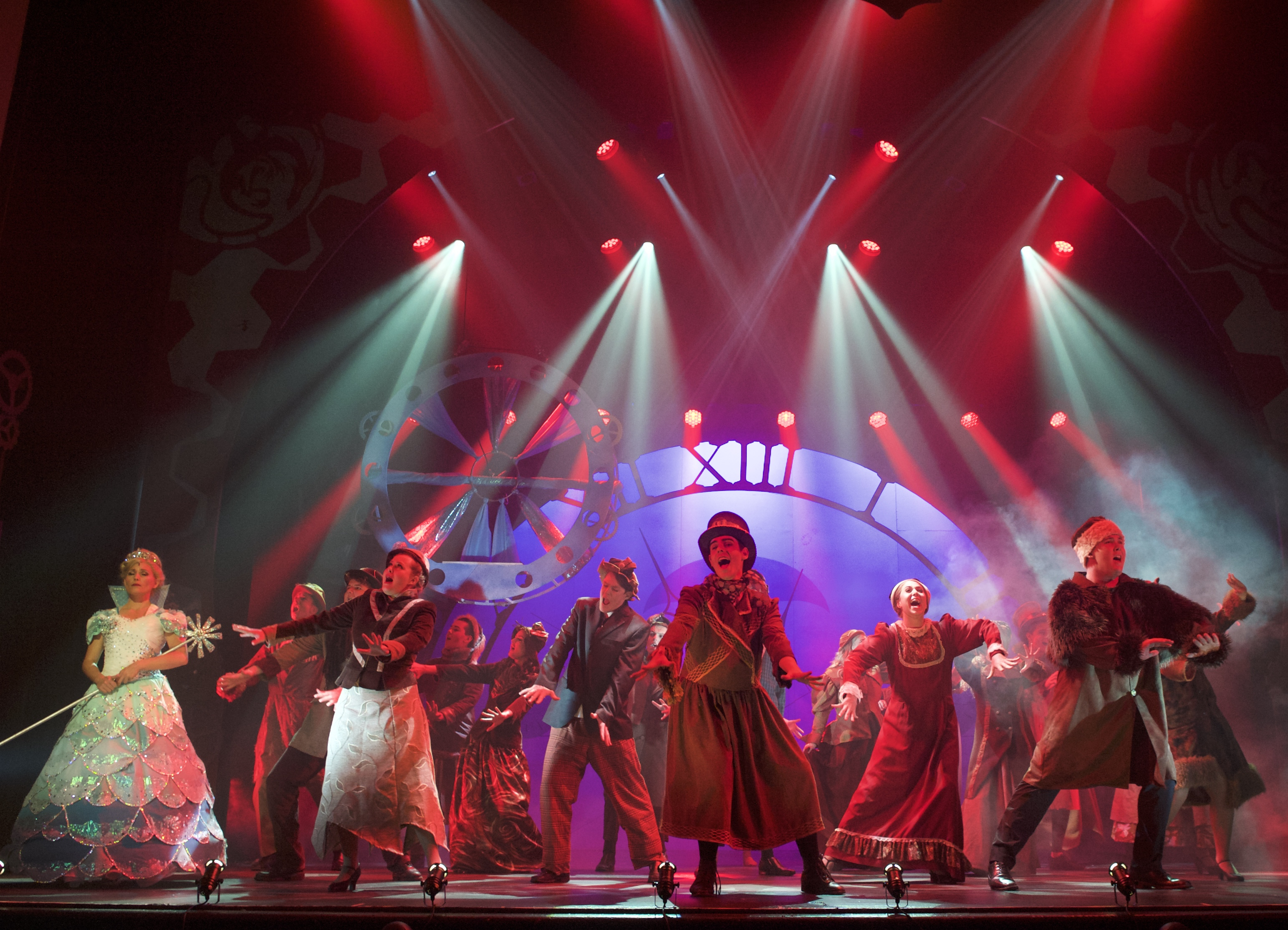 Avolites Quartz creates magic for Wicked the Musical in Tasmania