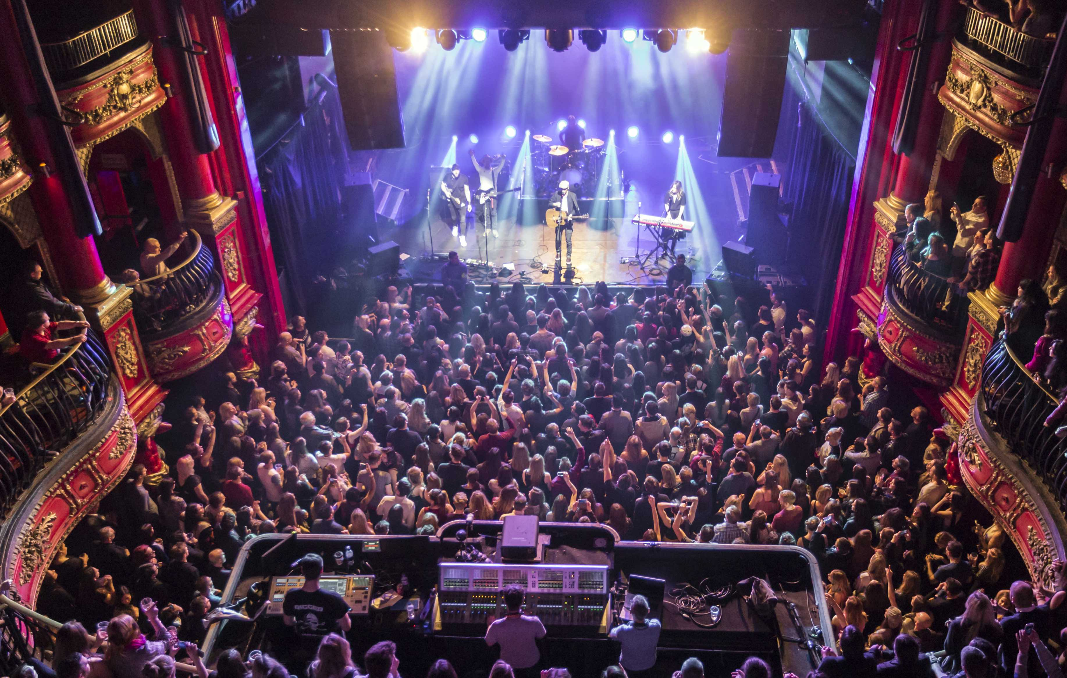 Avolites Arena Busks Beautifully at KOKO London