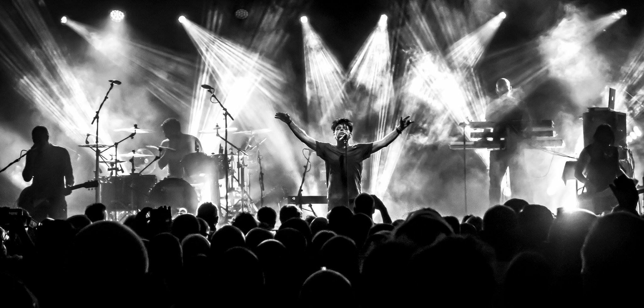 creative lighting design. UK - Electropop Pioneer Gary Numan Has Completed A Critically-acclaimed Tour, With Lighting Designer Luke Edwards Of Cue Design Ltd Selecting The Compact Creative I