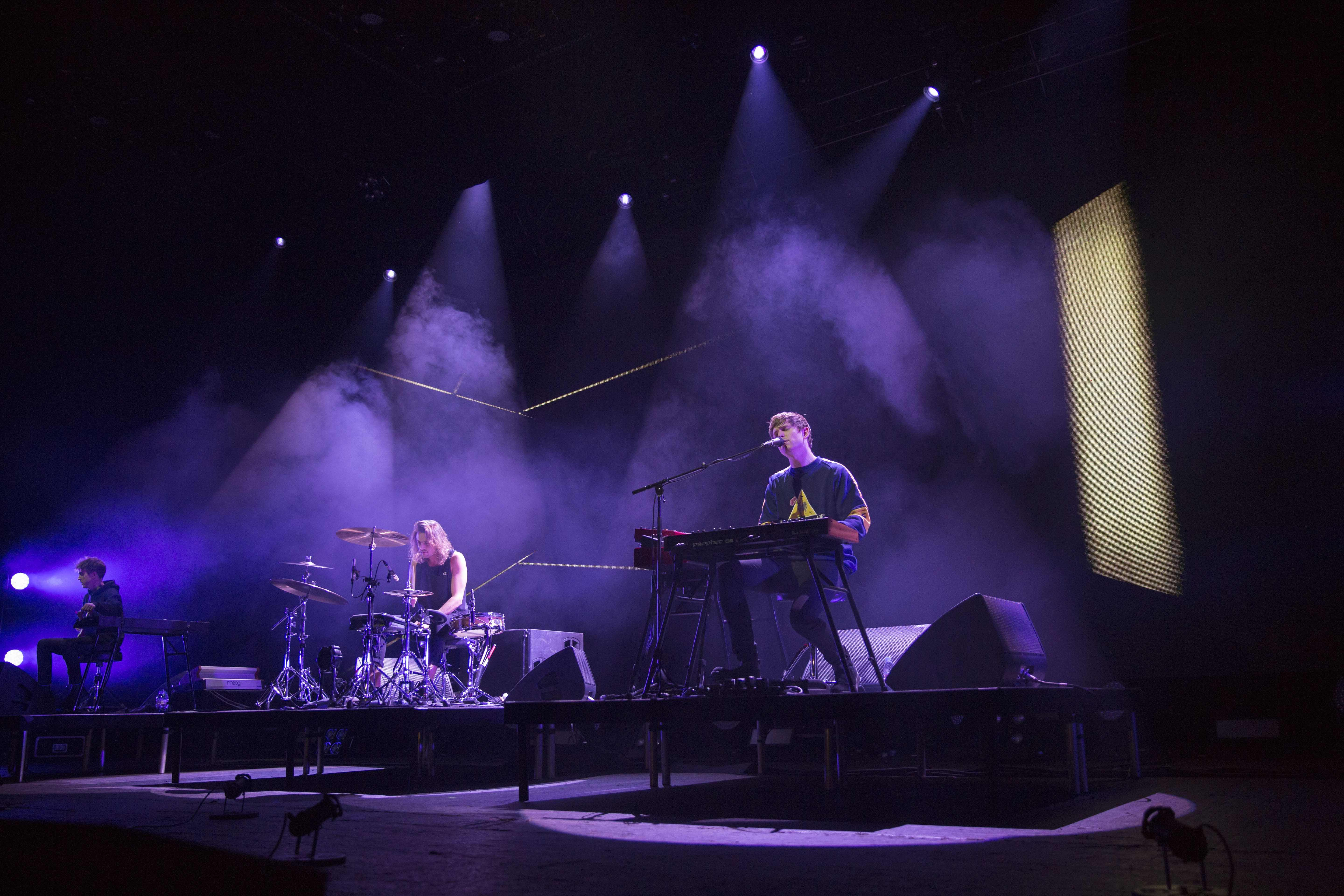 Avolites Quartz console powers lighting for Mercury Prize winner and Grammy nominee James Blake
