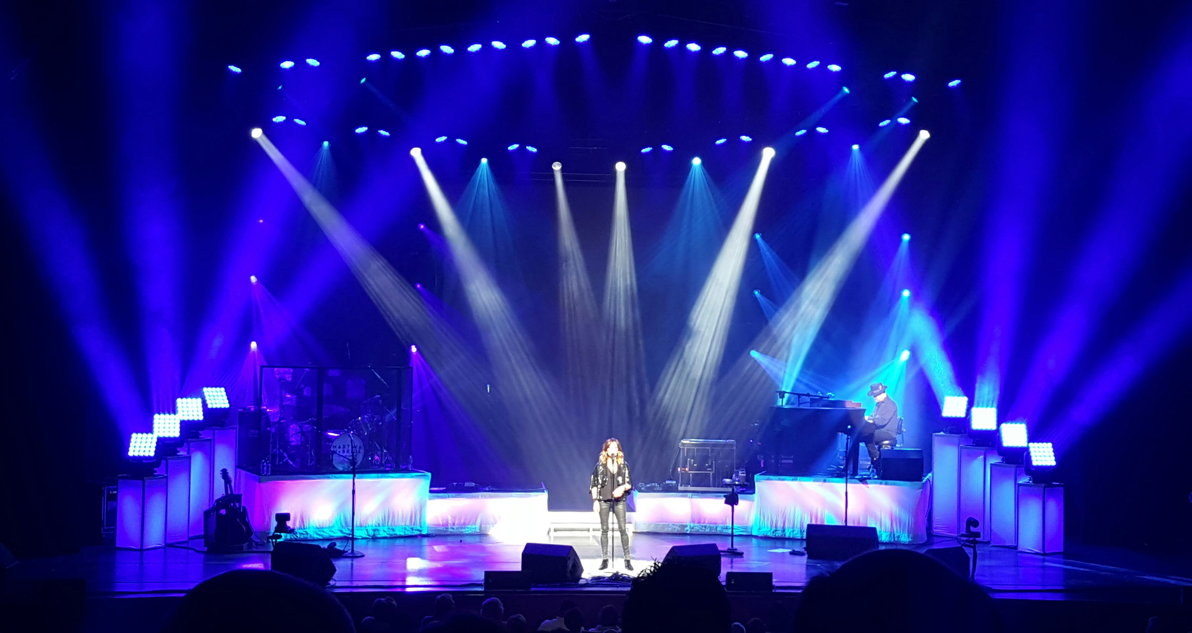 André Huff Unleashes Avolites on Martina McBride's Tour