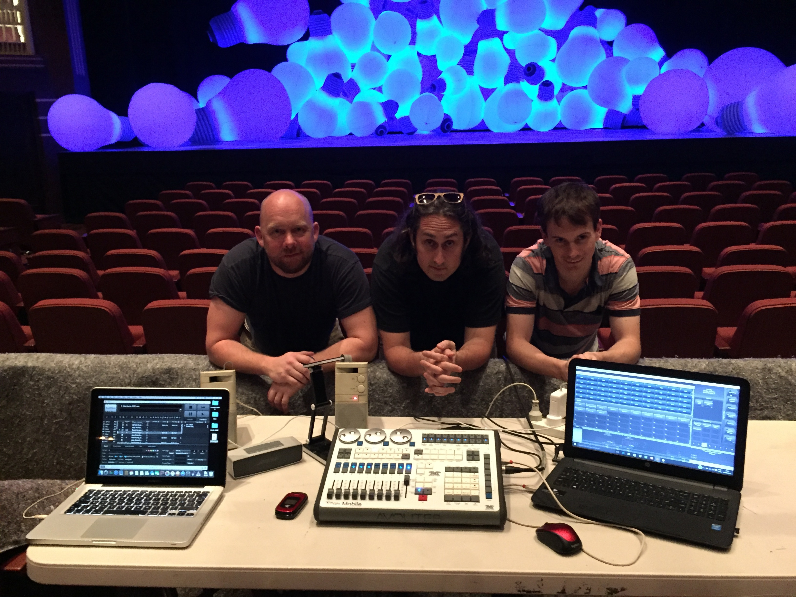Avolites Titan Mobile is 'lightbulb moment' decision for Ross Noble comedy tour