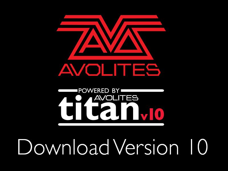Avolites Titan v10 is Now Available