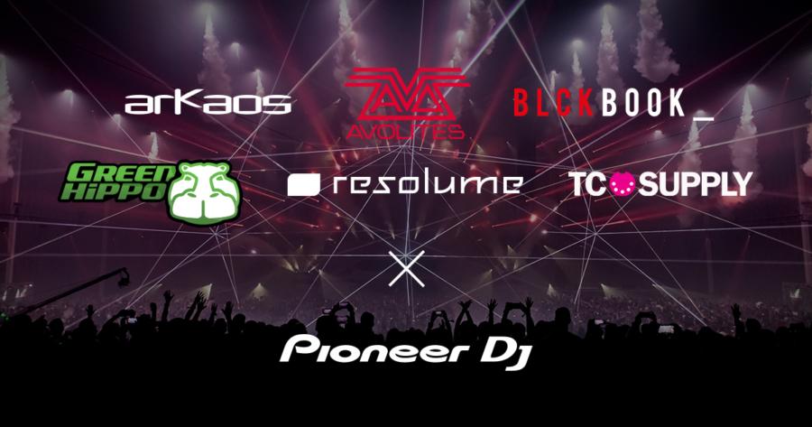 PIoneer DJ x Avolites